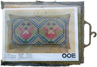 OOE (O. Oehlenschläger) Pillow Embroidery Kit 14628