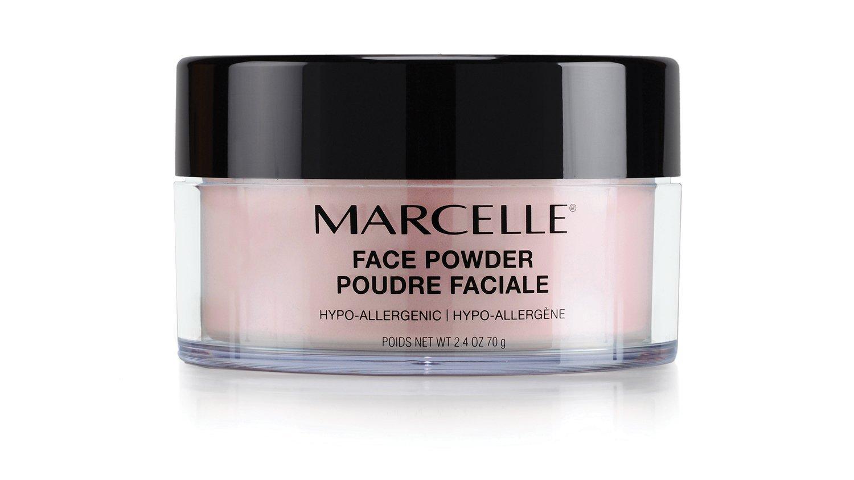 Marcelle Face Atlanta Mall Powder Spring new work Translucent Hypoallergenic and Fra Medium