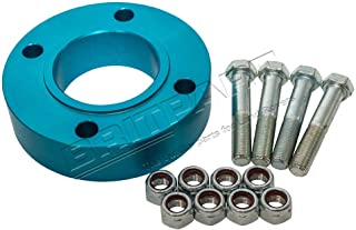 BRITPART Prop-Shaft Aluminum Spacer KIT 25 MM Compatible with Land Rover Discovery 1 / Discovery 2 / Defender All Models, Part # DA633925