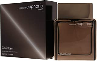 Calvin Klein Perfume - Euphoria Intense by Calvin Klein - perfume for men - Eau de Toilette 100ml