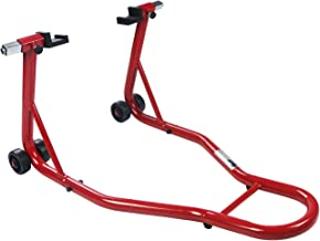 Sport Bike Motorcycle Rear Wheel Swingarm Paddle Lift Stand Fits Yamaha Honda Kawasaki Suzuki Ducati BMW