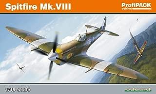 Eduard 1:48 Spitfire Mk.VIII Profipack Edition Plastic Model Kit #8284