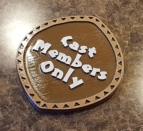 Surprise price Max 76% OFF Ye Olde Proppe Shoppe LLC Cast Only Plaque - Polyne Members Sign