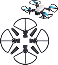 Xcellent Global 4pcs Anti Collision Ring Propeller Rack Guard for DJI Spark Drone Protector Kit, DR010