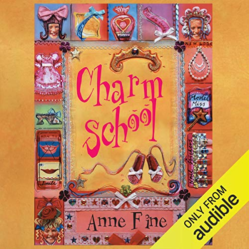 Charm School audiobook cover art