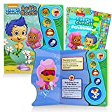 Nickelodeon Bubble Guppies Sound Book Bubble Guppies Music Book - Bubble Guppies Activity Book with Bubble 275+ Guppies Stickers (Bubble Guppies Educational Toys)