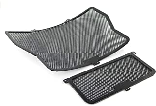 Radiator Guard Grill Oil Cooler Cover Protector For BMW S1000R S1000RR S1000XR HP4 Black 2009-2016