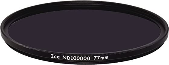 ICE 77mm ND100000 Optical Glass Filter Neutral Density 16.5 Stop ND 100000 77