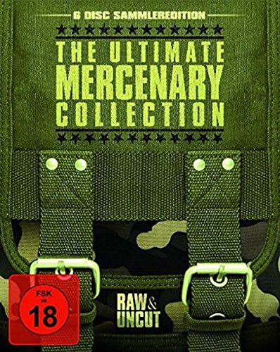 The Ultimate Mercenary Collection - Raw & Uncut [Blu-ray]