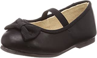 [Menue] *大15cm-21cm! 基本款 蝴蝶结 橡胶 带挂绳 芭蕾舞鞋 女孩 m11615kids