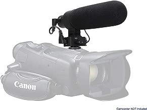 Panasonic HC-VX870 Advanced Super Cardioid Microphone (Stereo/Shotgun) with Dead Cat Wind Muff