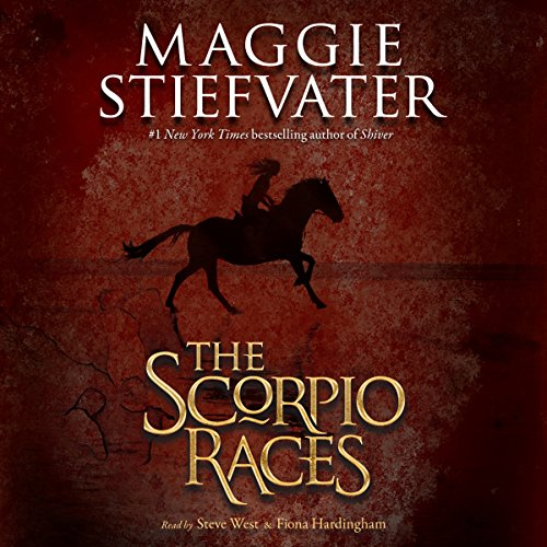 The Scorpio Races cover art