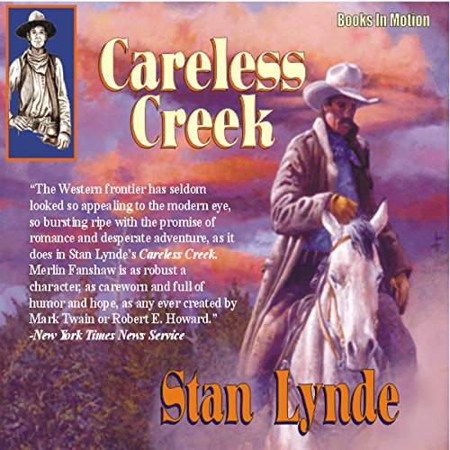 Careless Creek audiobook cover art
