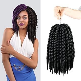 Authentic Synthetic Hair Crochet Braids Perfect 12