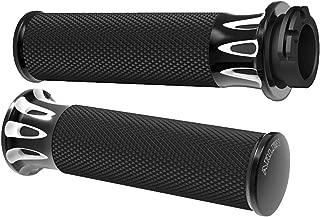 Arlen Ness 07-319 Black Fusion Grip
