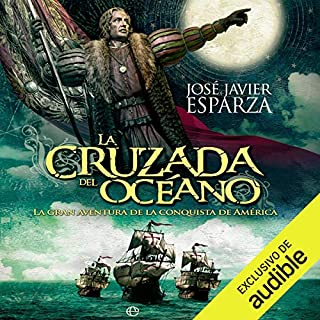 La cruzada del océano (Narración en Castellano) audiobook cover art