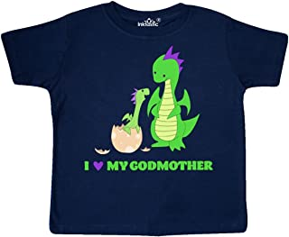 I Love My Godmother Toddler T-Shirt