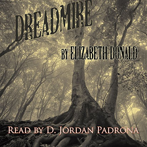 Dreadmire audiobook cover art