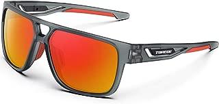 Polarized Sports Sunglasses for Man Women Cycling Running Fishing Golf TR90 Fashion Frame TR14 lron Bone