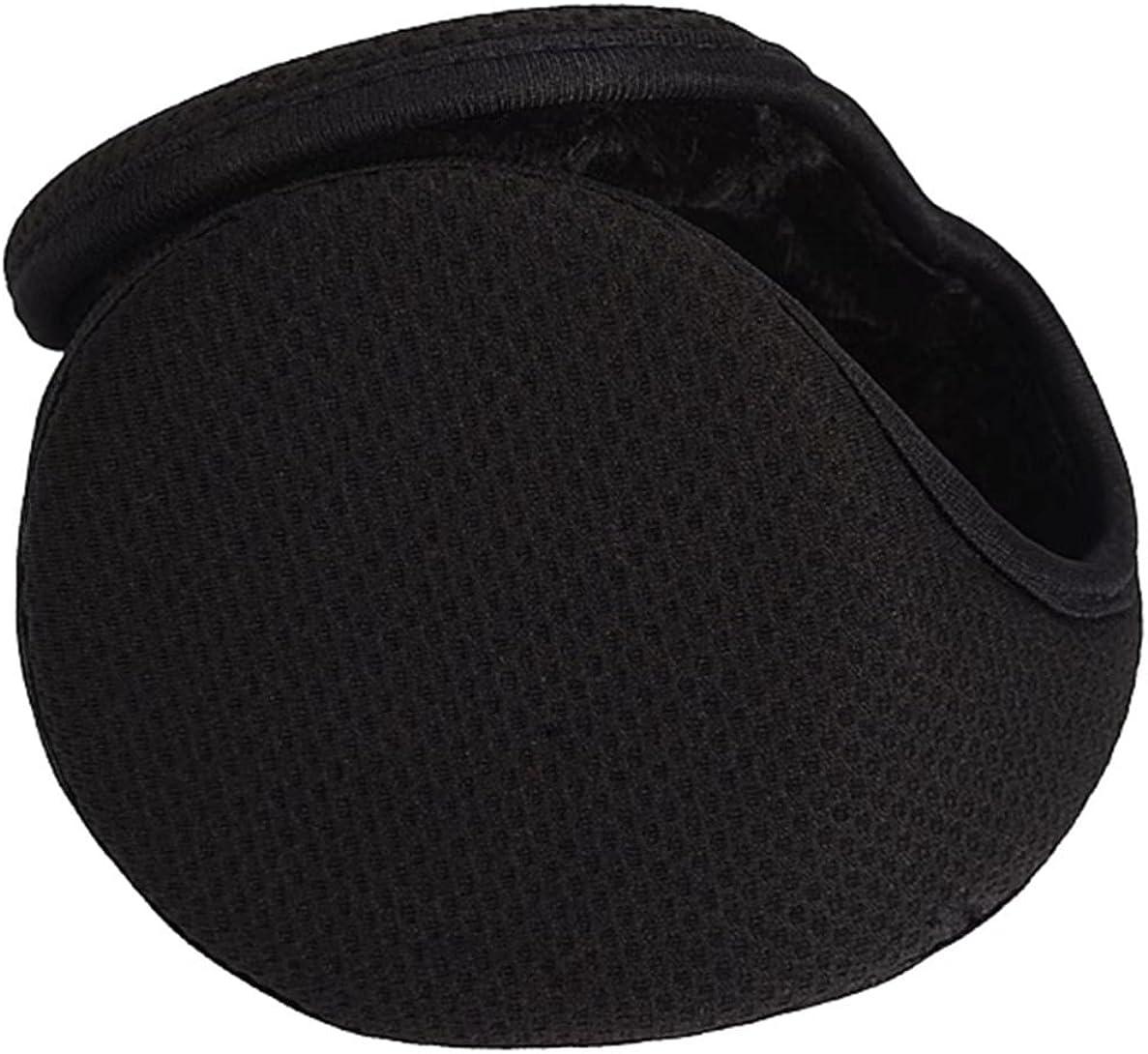 Unisex Knit EarMuffs Faux Furry Earwarmer Winter Outdoor EarMuffs