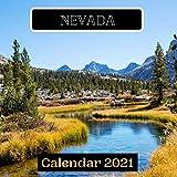 Nevada Calendar 2021