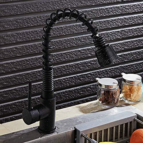 Waschtischarmaturen Kugel Mit Punkt Küchenarmatur Waschtischmischer Küchenarmatur Kalt- Und Warmwasserhähne Niederschlag/Wasserfall 8052