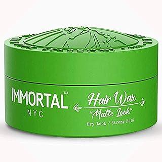 Immortal NYC Matte Look Hair Wax 150 Ml
