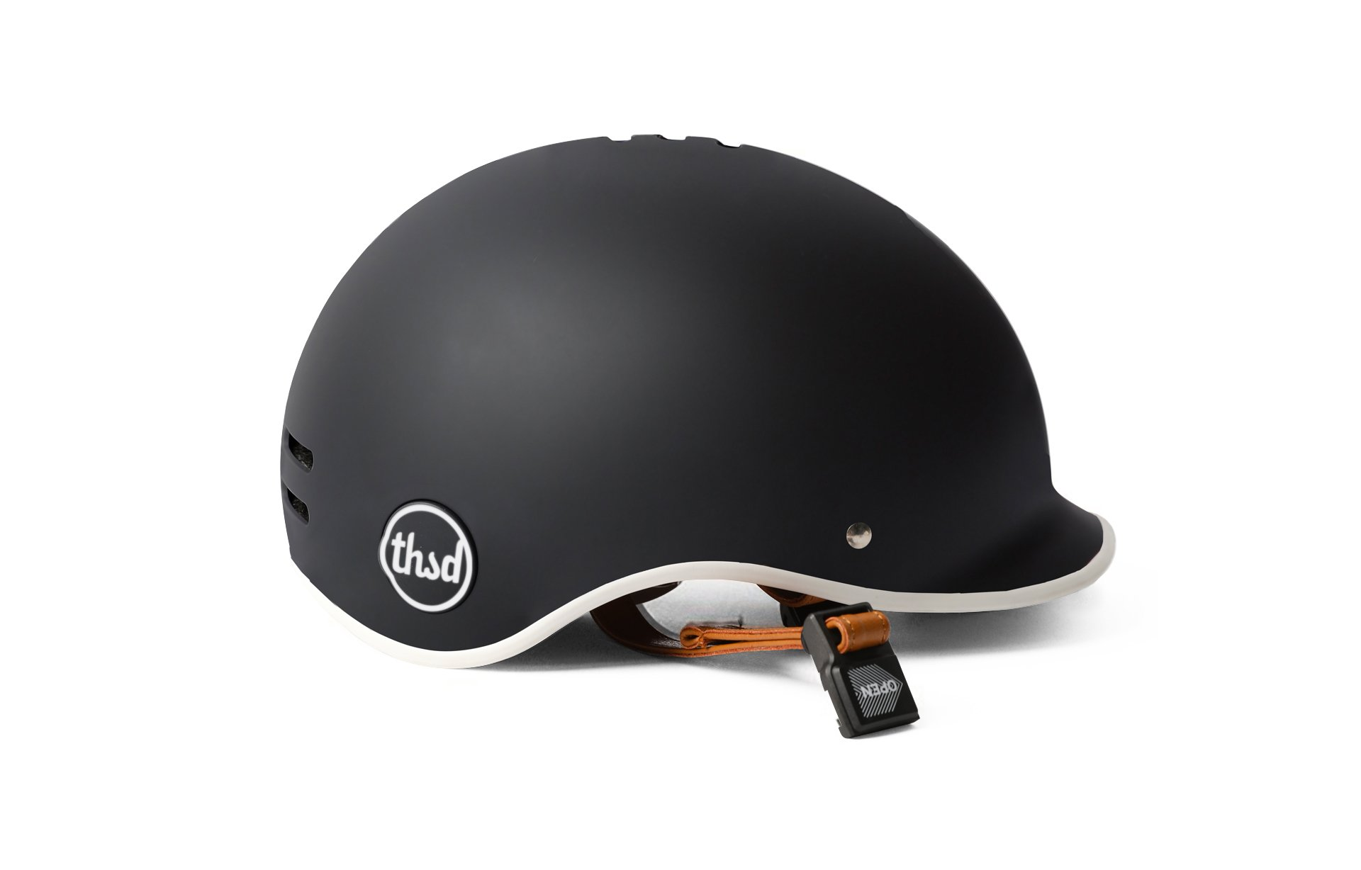 Thousand Adult Helmet Black Medium