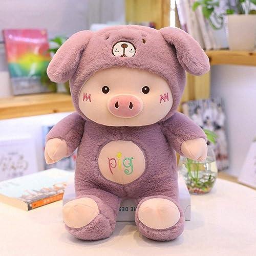tienda de venta GUDEMN muñeca del Cerdo Cerdo Cerdo del Juguete de la Felpa del Sombrero del Juguete del Cerdo para Las Muchachas  barato y de alta calidad