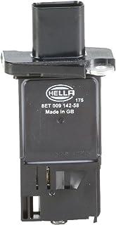 HELLA 8ET 009 142-581 Luftmassenmesser, Anschlussanzahl 4, Montageart geschraubt