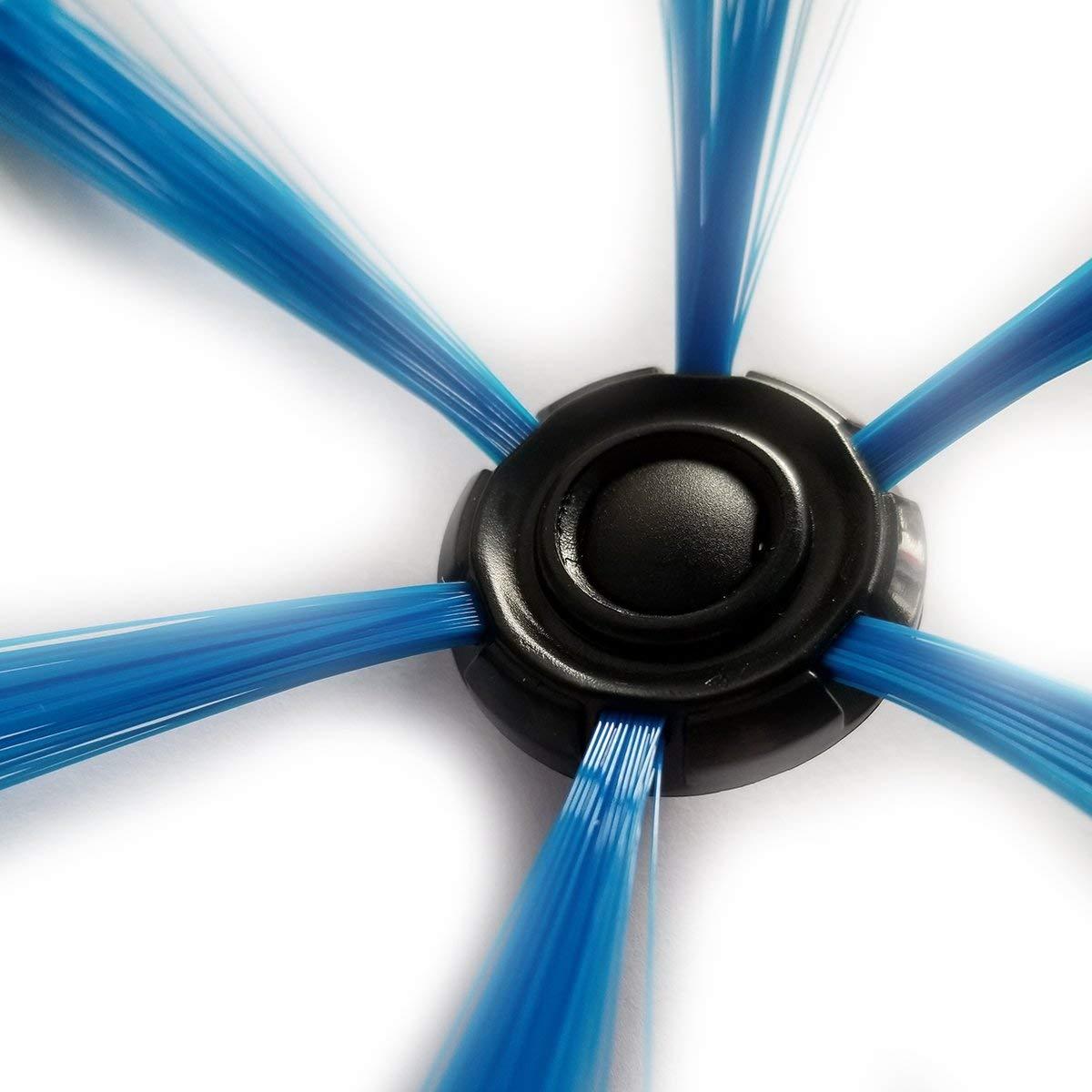 robomarket® Kit Recambios para Philips SmartPro Easy Active Compact fc8810 fc8820 FC8700 FC8710 fc8774 fc8776 2 cepillos laterales: Amazon.es: Bricolaje y herramientas