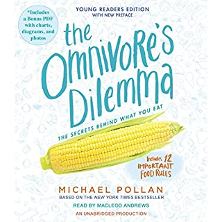 The Omnivore's Dilemma cover art