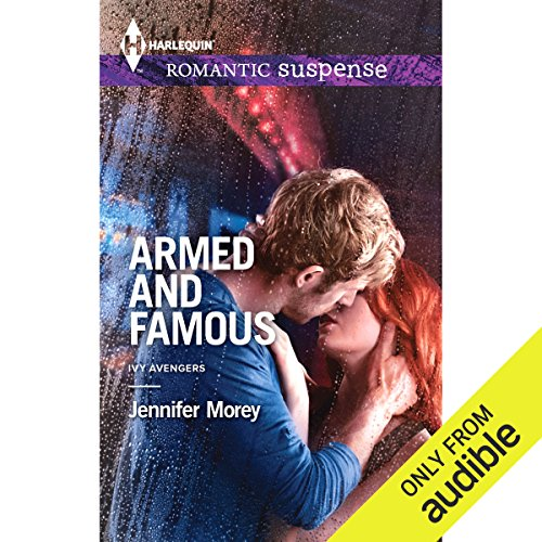 Armed and Famous audiobook cover art