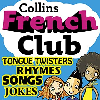 French Club for Kids audiobook cover art