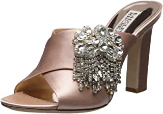 Badgley Mischka Women's Farrah Heeled Sandal