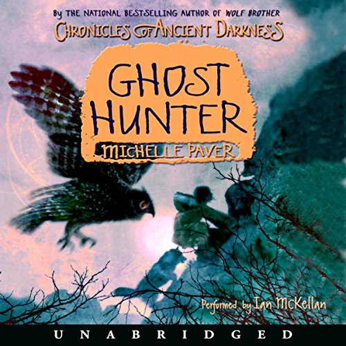 Ghost Hunter audiobook cover art