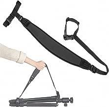 Mekingstudio Camera Neck Strap Tripod Strap, Adjustable & Quick Release Neoprene Non-Slip Shoulder Sling Belt Camera Strap with Clip Buckle