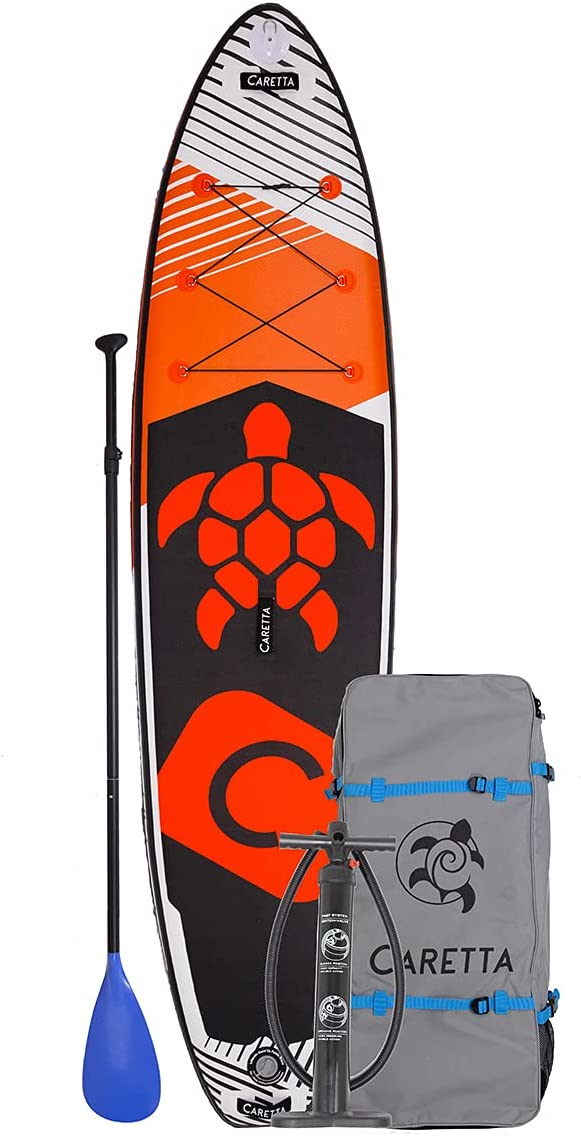 Caretta Inflatable Ranking Max 58% OFF TOP1 Stand Up Board Paddle