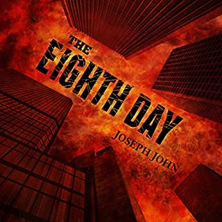 The Eighth Day audiobook cover art