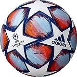 adidas(アディダス) サッカーボール 中学生以上 5号球 国際公認球 フィナーレ 20-21 試合球 AF5400BRW