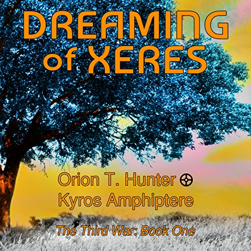 Dreaming of Xeres audiobook cover art