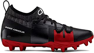 Under Armour Kids' C1n Mc Jr. Football Shoe