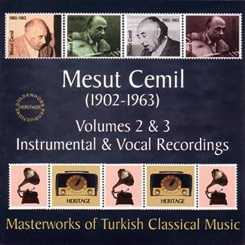 Vols 2 & 3 Instrumental & Vocal Recordings