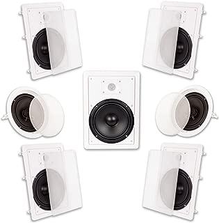Acoustic Audio HT-87 In Wall In Ceiling 2100 Watt 8