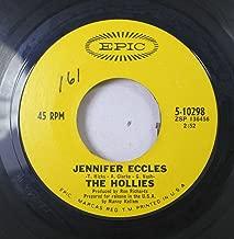 THE HOLLIES 45 RPM JENNIFER ECCLES / TRY IT