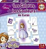 Educa Borrás Princesa Sofía - Aprendo Los Colores, Juego Educativo 16231