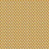 Baumwollstoff Meterware ab 50cm Feine Muster (Sonnen