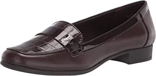 حذاء نسائي Vittorio Loafer من Anne Kleer، بني داكن، 6. 5 US