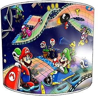 Premier Lighting 12 inch Super Mario Kart Abat-jour6 pour Un plafonnier