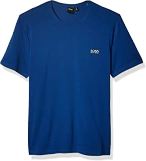 Hugo Boss Men's Mix&Match Crewneck Cotton Lounge T-Shirt